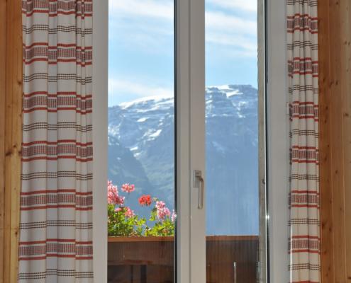 wunderschöne Aussicht im Hüttenberg Lodge